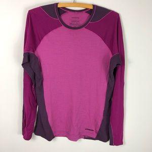 Patagonia Merino Wool Base Layer Long Sleeve 855